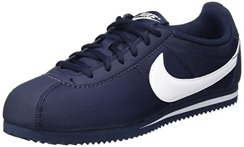 8566addd39b ... sweden nike cortez nylon gs zapatillas de running para niños azul blanco  obsidian white talla 35.5