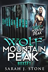 Wolf Mountain Peak Box Set Kindle Edition