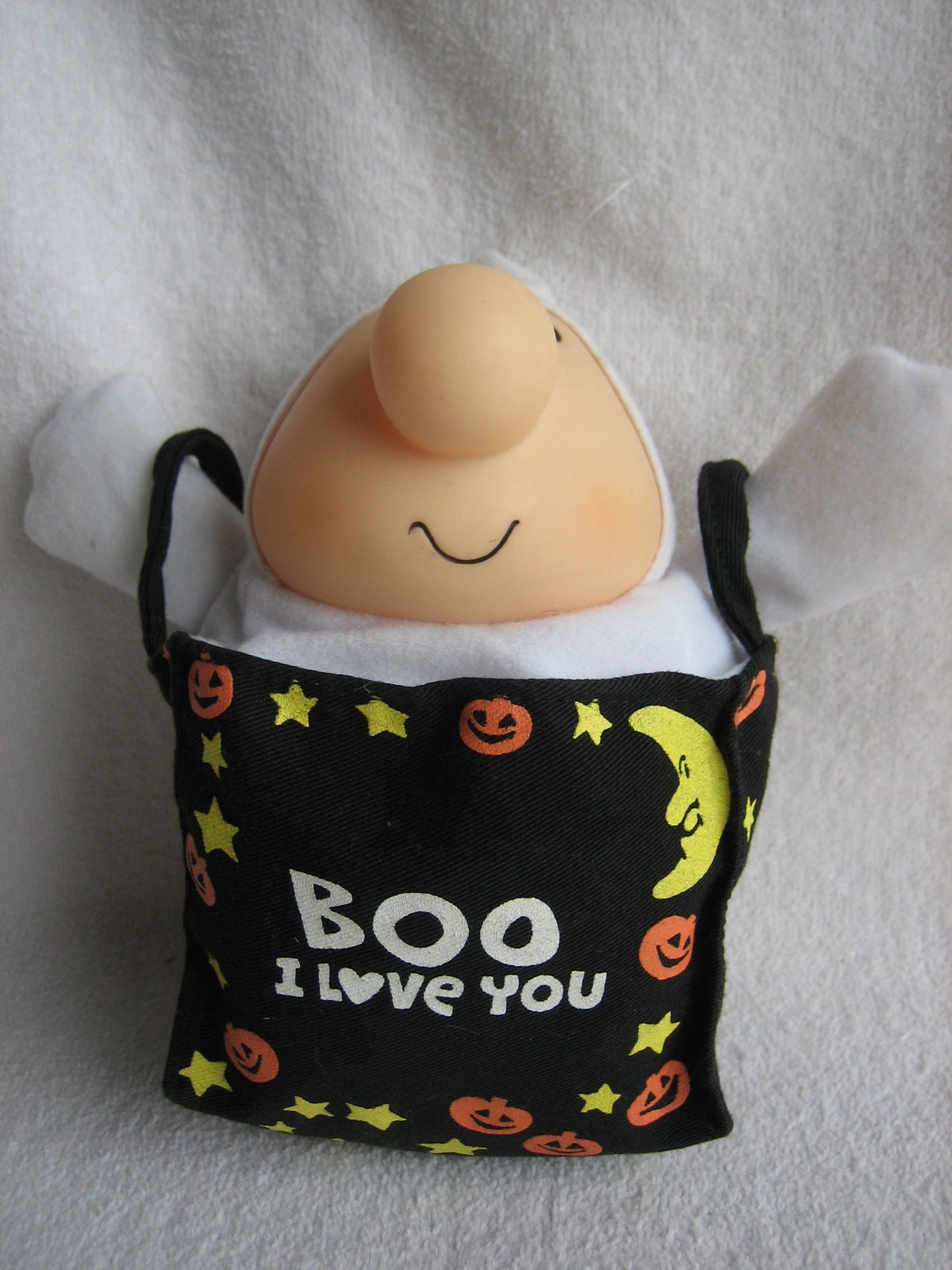 Halloween Ziggy in Trick or Treat Bag