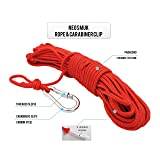 Fishing Magnet with 66 Feet Paracord, 400LBS 2.5