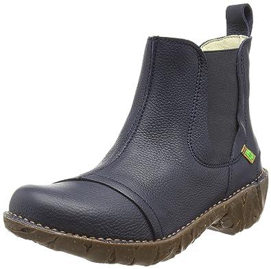 El Naturalista S.A N158 Soft Grain Yggdrasil, Women's Ankle Boots
