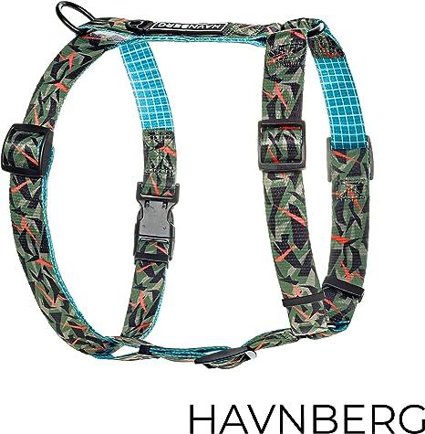 Havn Berg arnés del Perro Talla L, Pecho: 64 cm – 100 cm, para el ...