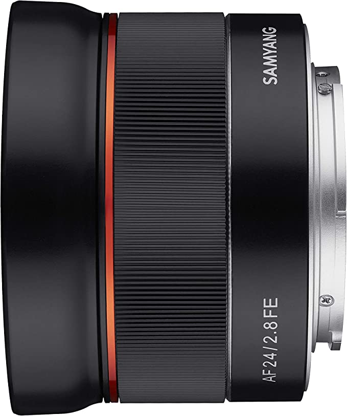 Samyang 24 24mm F 2 8 22 Prime Fixed F2 8 Auto Focus Camera Photo