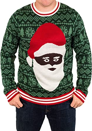 Lets Get Lit Crop Top Christmas Sweater for Women and Girlfriend Soft Comfortanble Fabric Funny Holiday Design