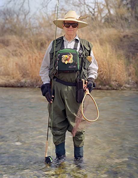Amazon.com: Walter, Fly Fisherman, Junction, TX: joel ...