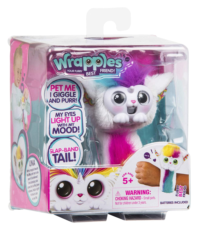 little live pets Wrapple Una Famosa 700014760: Amazon.es: Juguetes y juegos