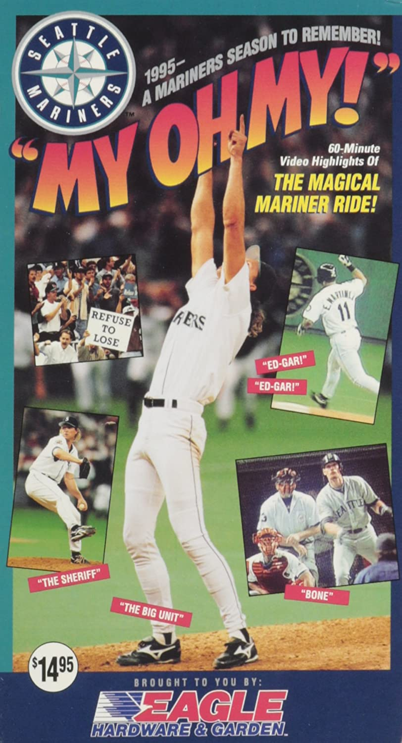 Amazon com: Seattle Mariners 1995