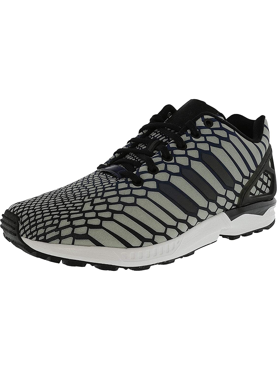 release date b5032 0b76a Adidas ZX FLUX mens fashion-sneakers AQ4534  Amazon.co.uk  Shoes   Bags
