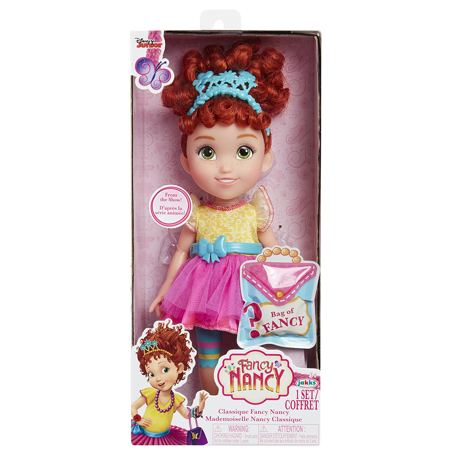 b147892d70b7 Amazon.com  Fancy Nancy Classique Doll