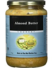 Nuts to You Nut Butter Almond Butter Crunchy, 735g