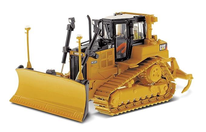 Caterpillar D6T Xw Vpat Track Type Tractor High Line Series Vehicle