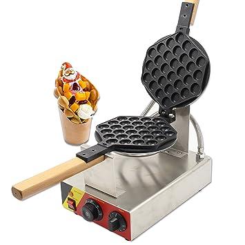 Np 547 Commercial Electric Hong Kong Eggettes Egg Waffle Iron Maker