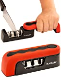 BladeAid Folding Knife Sharpener for Kitchen, Chef, Paring Knives. Professional Tool to Repair, Sharpen & Polish Blades…