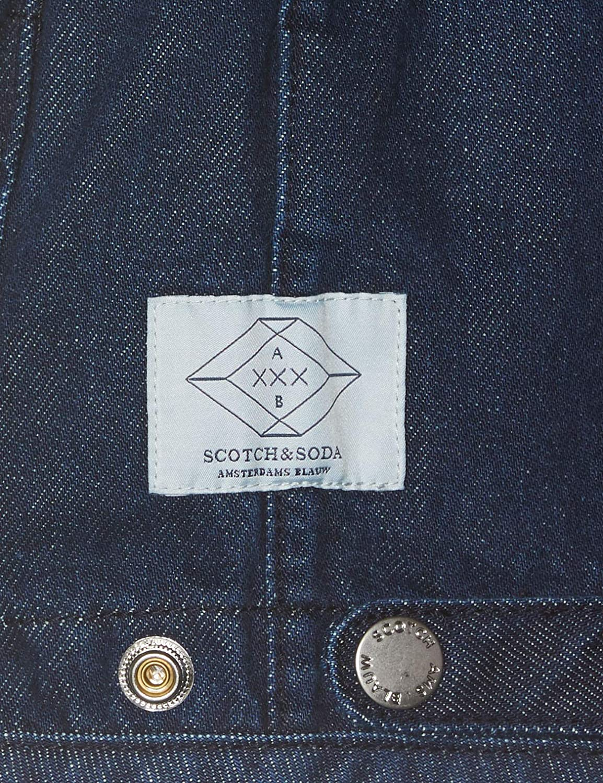 Scotch /& Soda Boys N//a Long Sleeve Long Sleeve Top