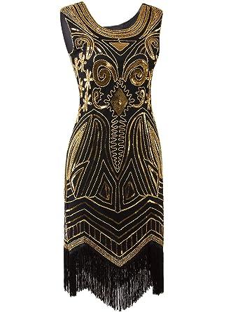 1920 Vintage Flapper Dresses