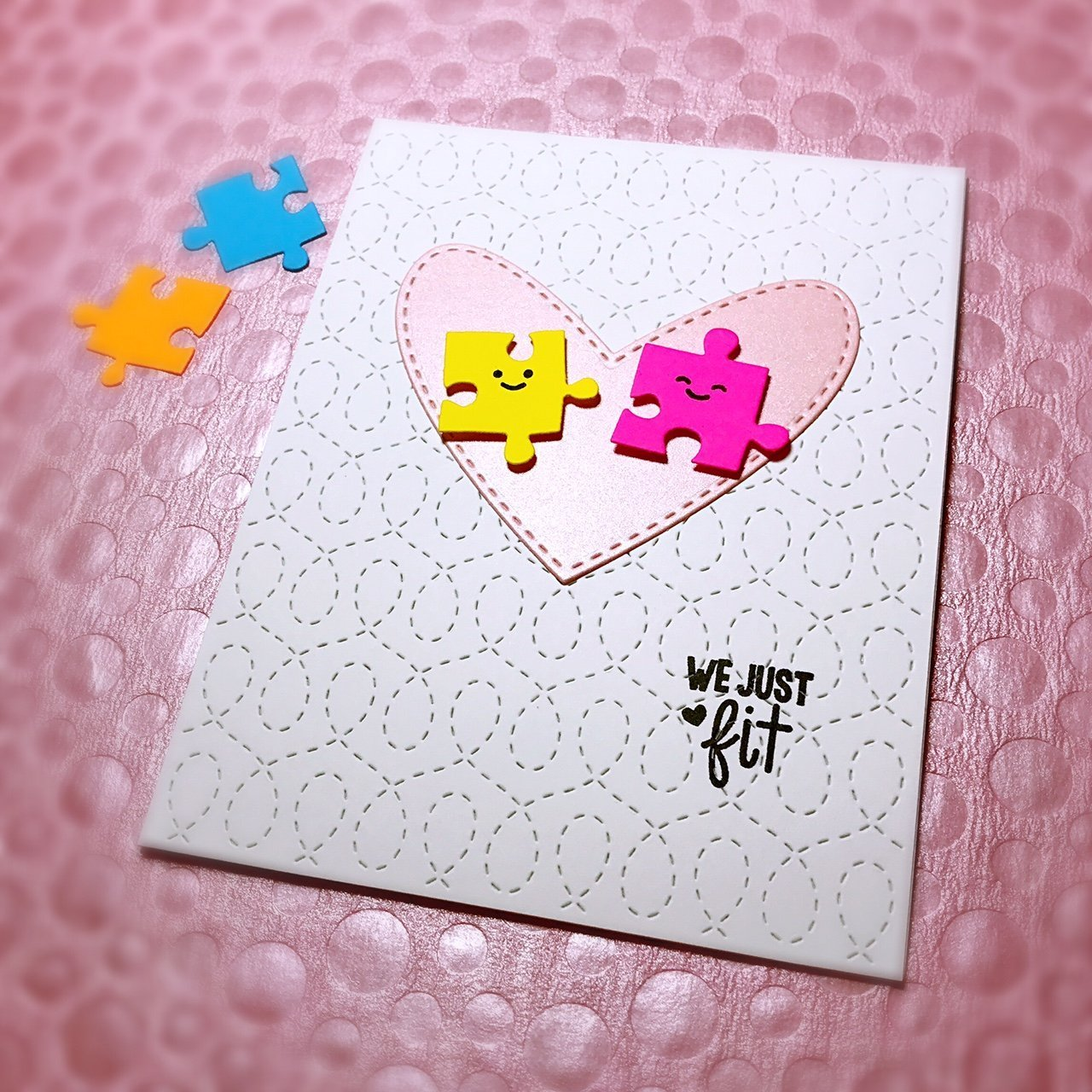 Amazon handmade love card engagement card anniversary amazon handmade love card engagement card anniversary card valentines day card we just fit handmade kristyandbryce Choice Image