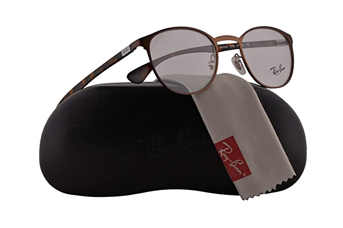 e94d45347fa2f Image Unavailable. Image not available for. Colour  Ray-Ban RX6355  Eyeglasses ...