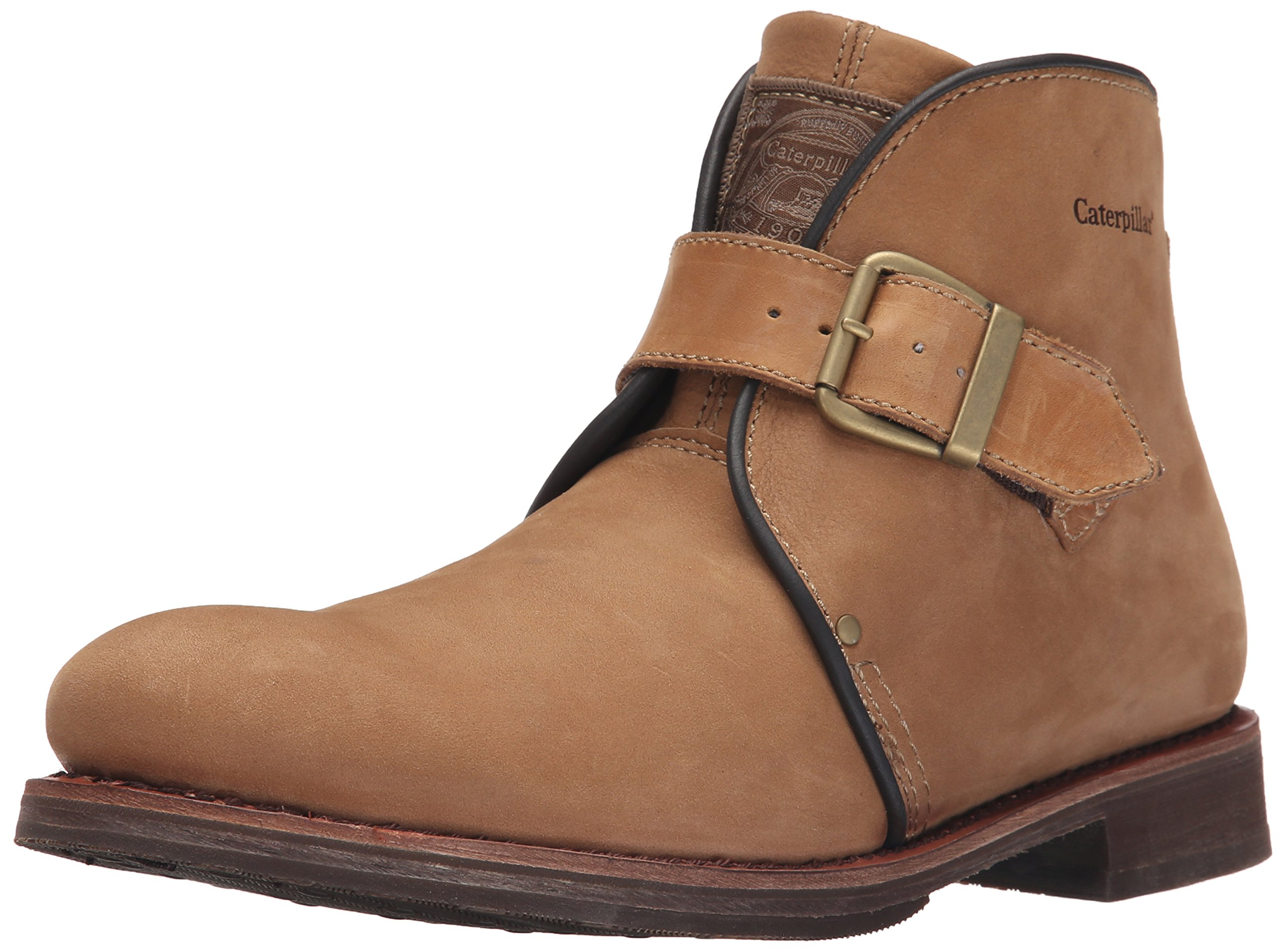 Caterpillar Men's Haverhill Chukka Boot, Sand, 11 M US