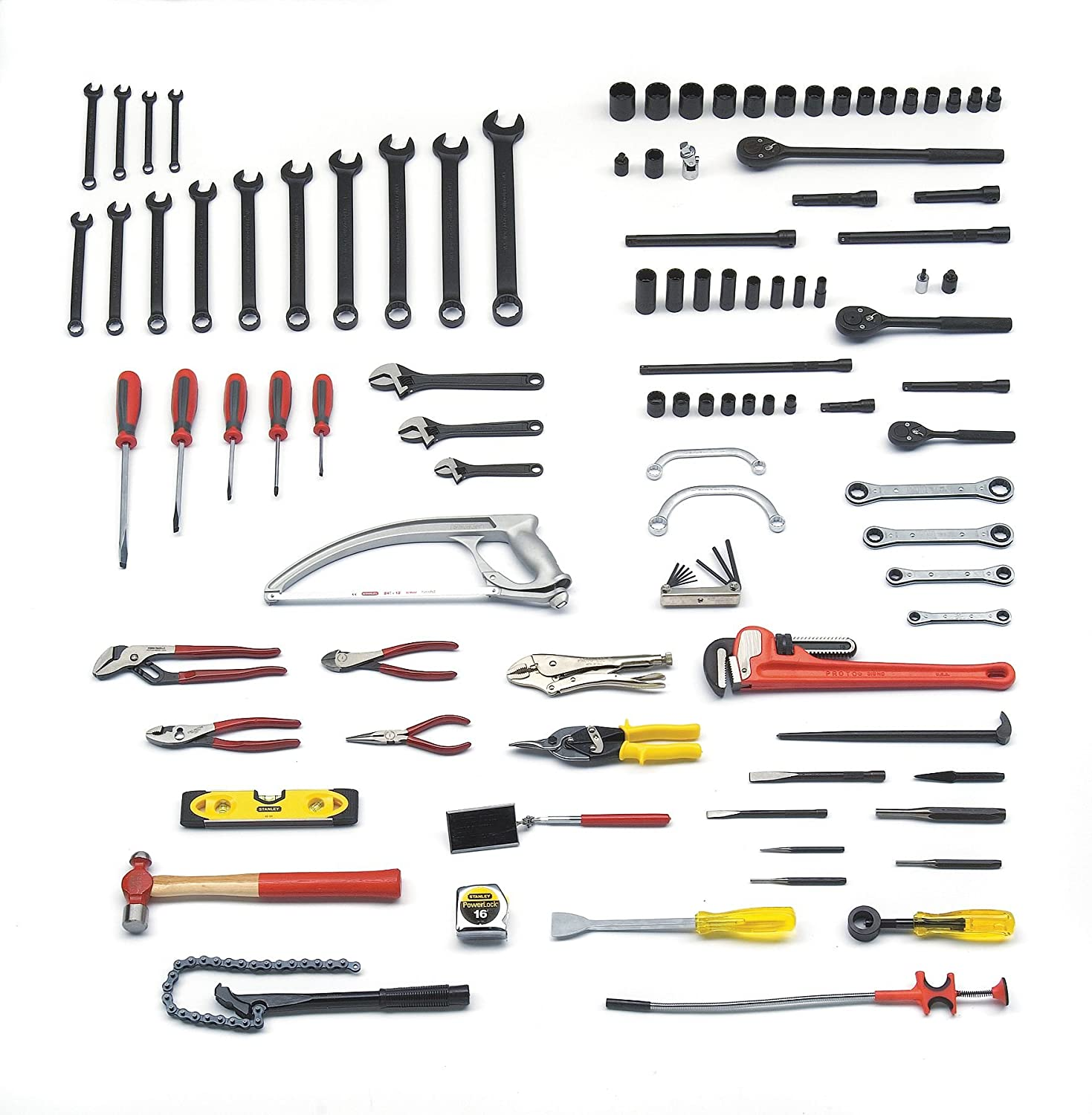 Pipe Fitter Tools >> Railroad Tool Set Pipe Fitter Sae Hand Tool Sets Amazon Com
