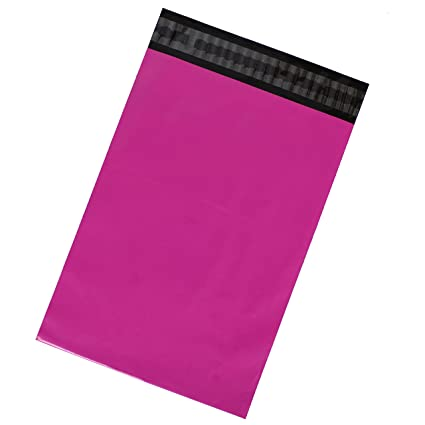 Bolsas de envío postal, 100 unidades, color hot pink 216 x ...
