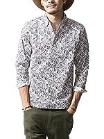 (ジップファイブ) ZIP FIVE ブロードボタンダウン長袖シャツ/メンズ ファッション