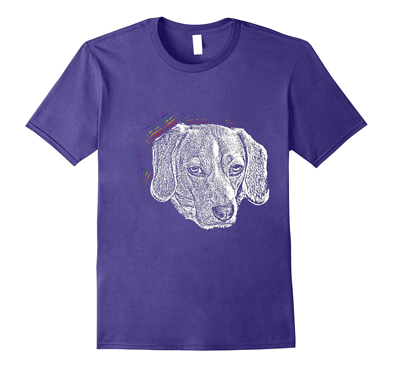 American Foxhounds Love Everyone Gay Pride Shirt-Art
