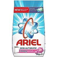 Ariel Powder Laundry Detergent, Touch of Freshness Downy, 5KG