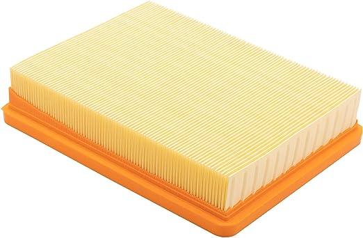 Filter für Kärcher NT 551 Luftfilter Rundfilter Filterelement Absolut-Filter