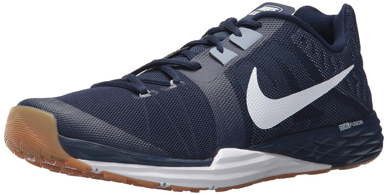 NIKE Men's Train Prime Iron DF Cross Trainer Shoes B06WVDGXFM 8 D(M) US|Binary Blue/White/Glacier Grey