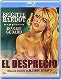 El Desprecio [Blu-ray]