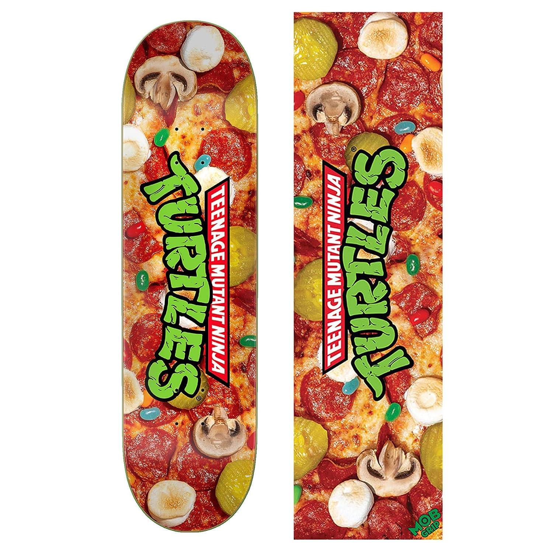 Santa Cruz - Tabla de Skate con diseño de Tortugas Ninja ...