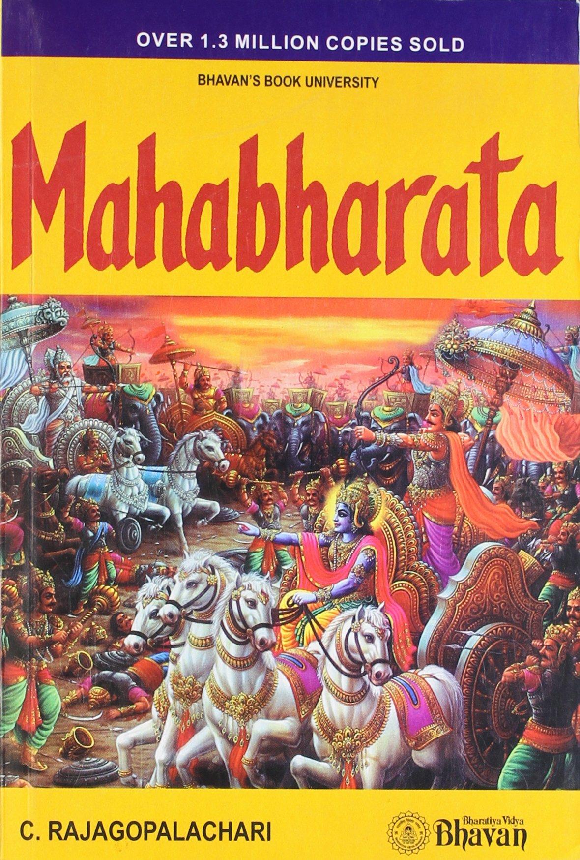 Hasil gambar untuk MAhabharata