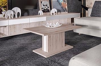 Endo Couchtisch Nina Wohnzimmertisch 110x65cm Tisch Design 110cm ...