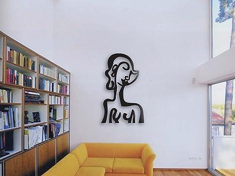 Sibilla Salvare Maier Scultura A Parete Mala Moderne Kunst