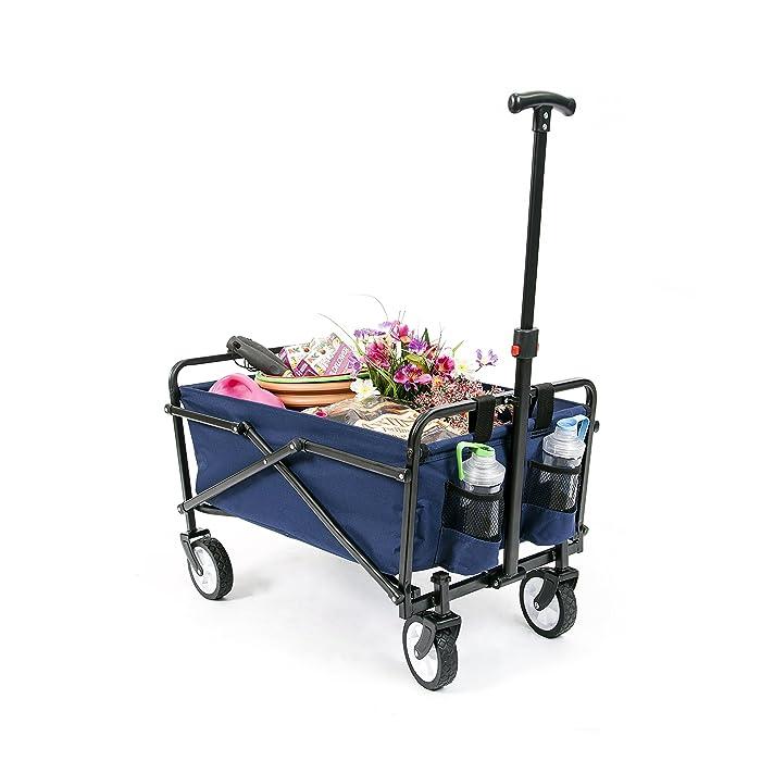 Top 10 Wagon Garden Folding Utility Shopping Cart