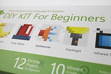 Mind+ Beginner Kit - A Visual Programming Language for
