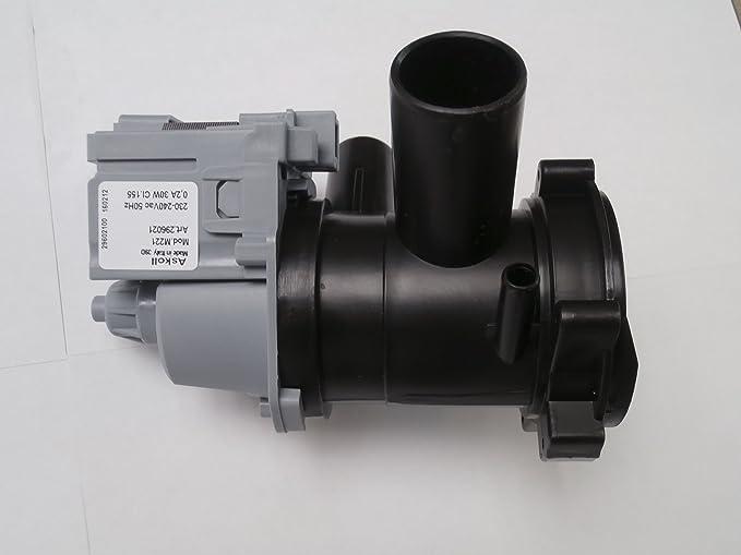Bosch 144978 - Bomba de desagüe de Repuesto con Filtro para ...
