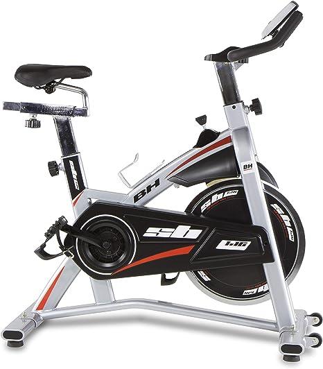 BH Fitness - Bicicleta Indoor sb1.16: Amazon.es: Deportes y aire libre