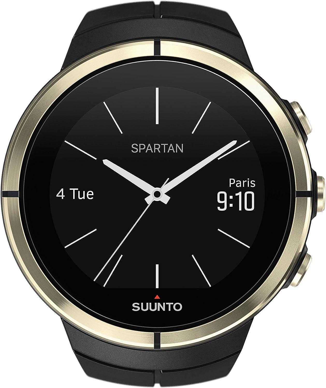 Suunto - Spartan Ultra Gold - SS023304000 - Reloj Multideporte GPS - Talla única - Edición especial GOLD