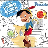 Pinocchio. Primo album da colorare. Ediz. illustrata