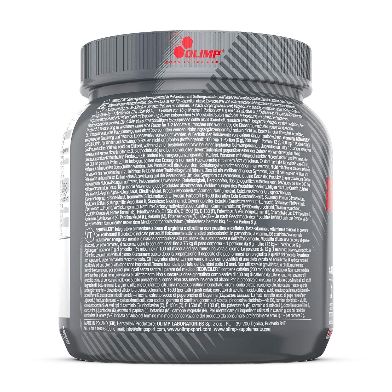 Olimp Vitaminas y Minerales sin Sabor - 480 gr: Amazon.es: Salud y ...