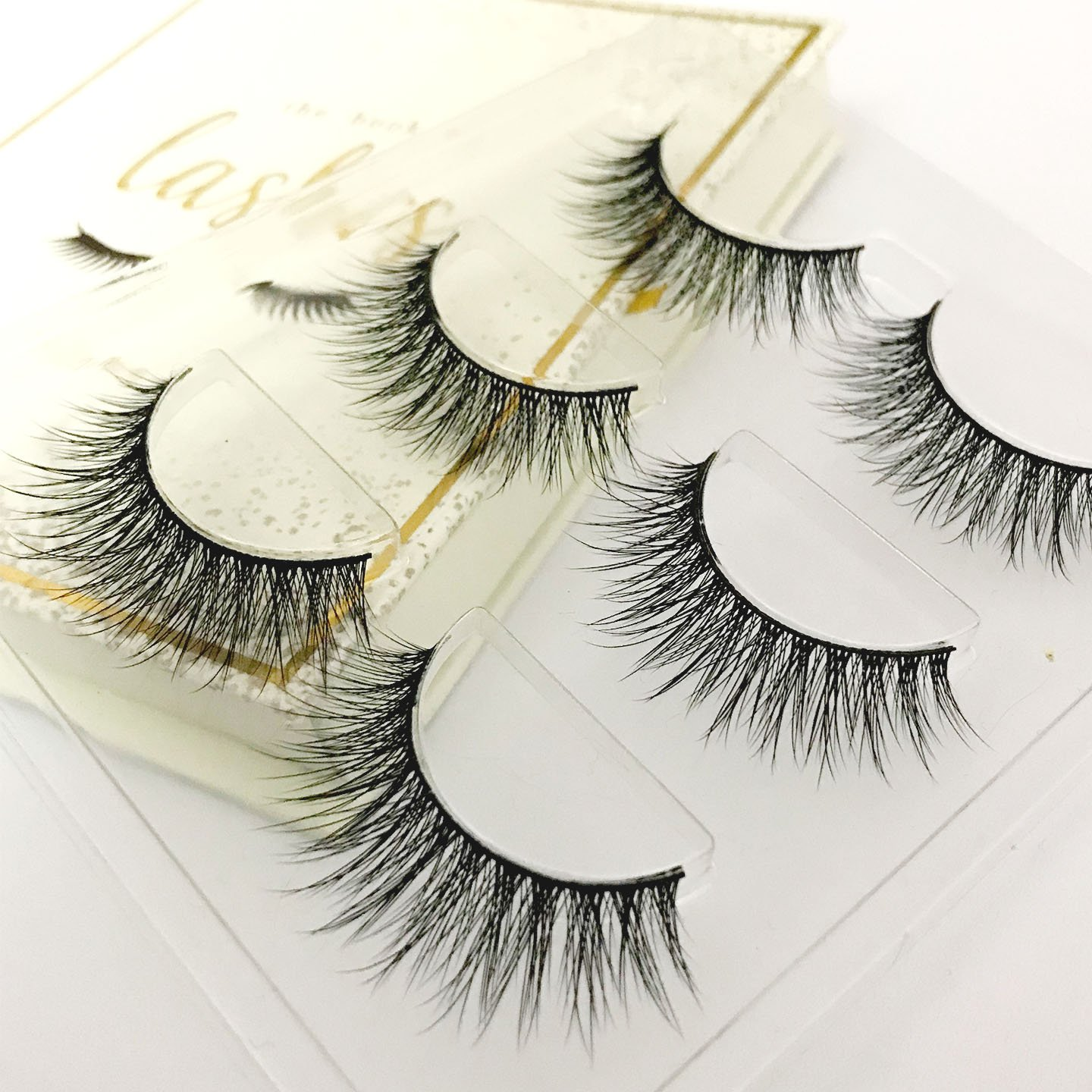 0c4daed7695 The Book of Lashes: Volume 1 - Reusable False Eyelashes - Cruelty Free - 3