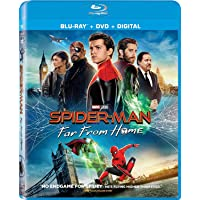 Spider-Man: Far from Home Blu-ray + DVD + Digital