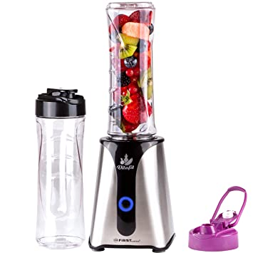 Batidora de vaso para smoothie | Smoothie Maker | Mix & Go | 350 W |
