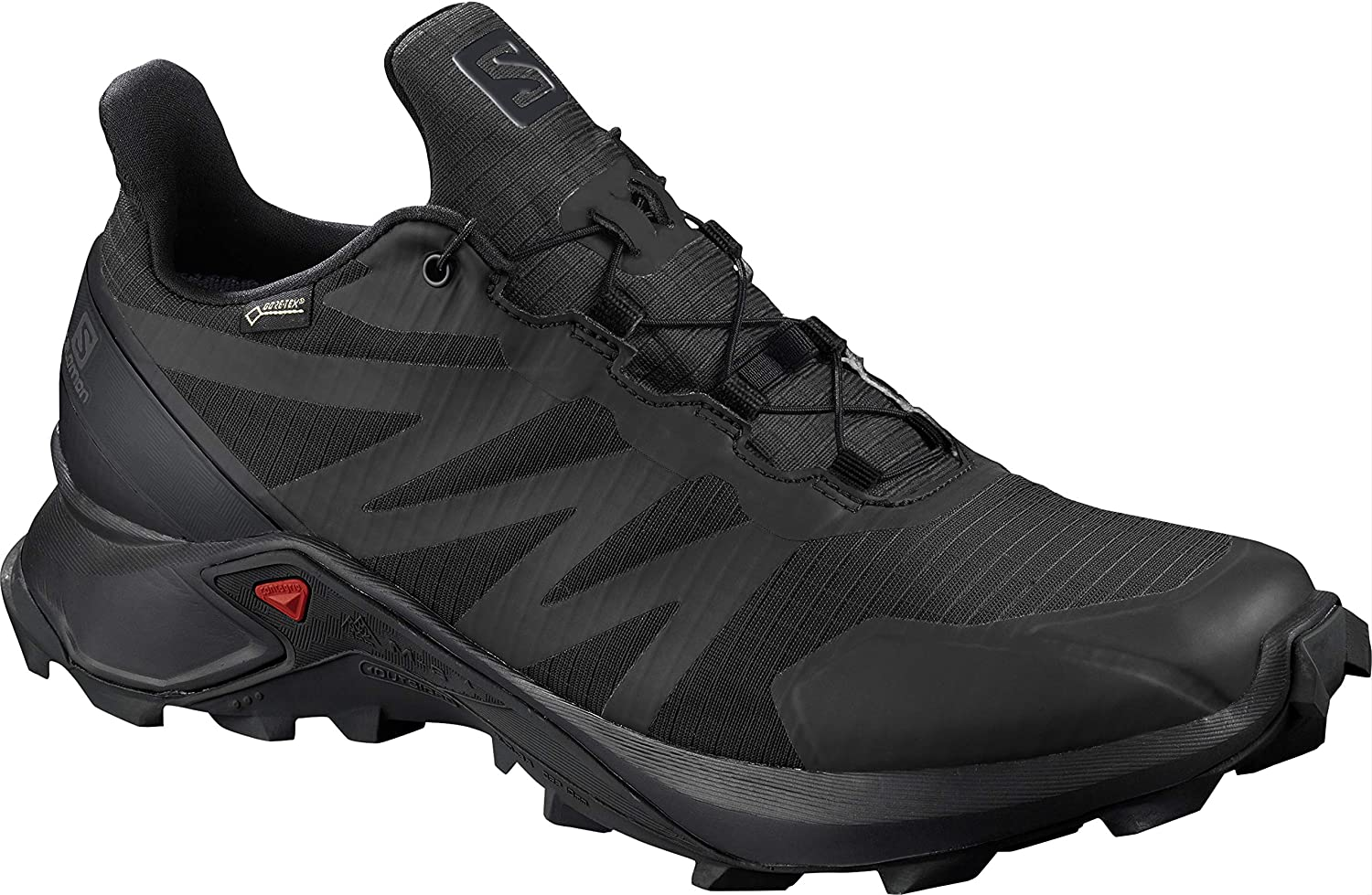 Salomon Men s Speedcross 4 GTX Trail Running Shoes