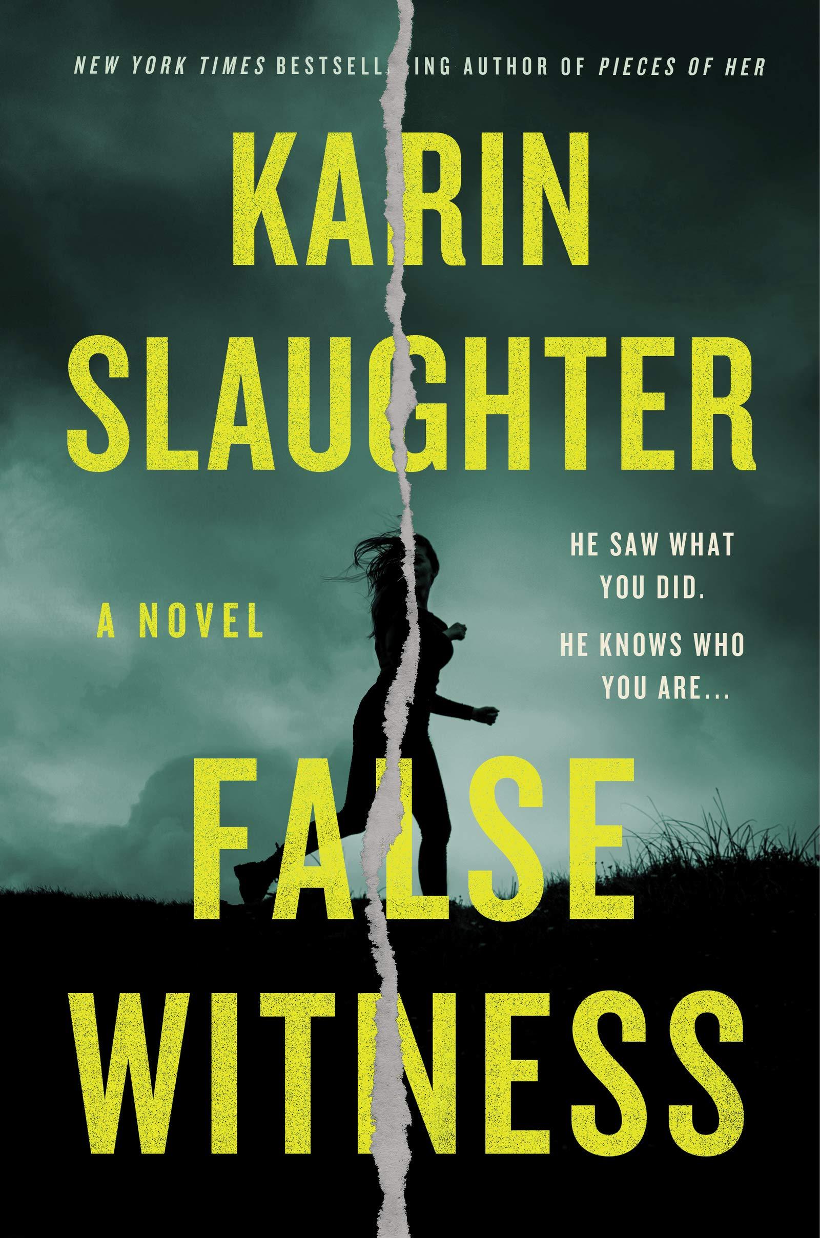 False Witness: A Novel