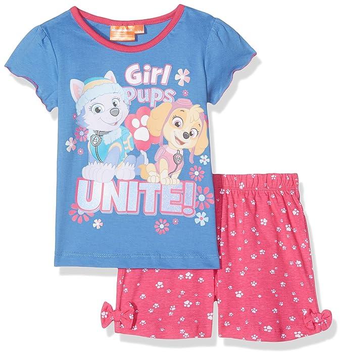Nickelodeon Paw Patrol, Conjuntos de Pijama para Niños: Amazon.es: Ropa y accesorios