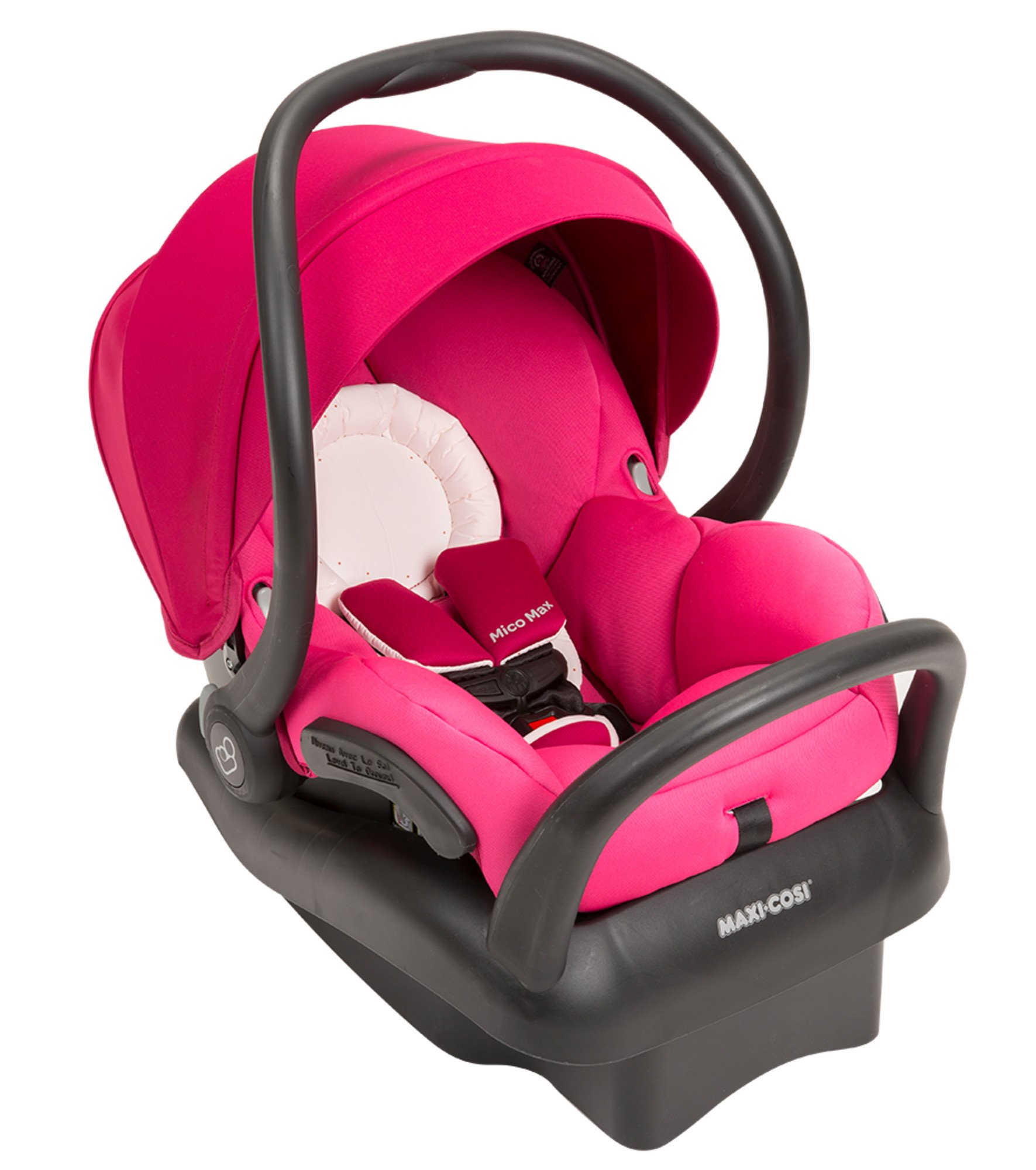 Maxi-Cosi Mico Max 30 Infant Car Seat, Pink Berry