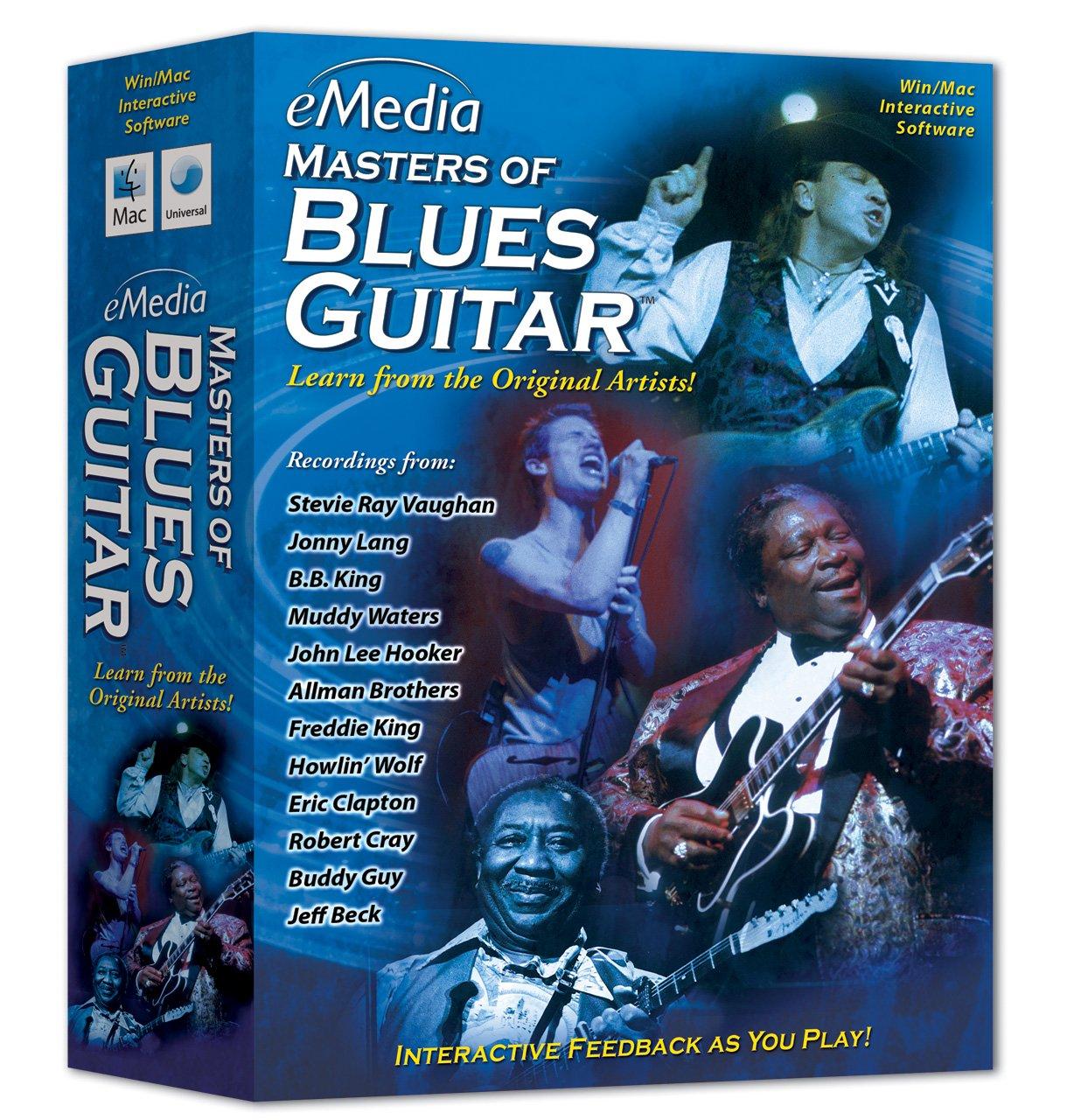 eMedia Masters of Blues Guitar by eMedia