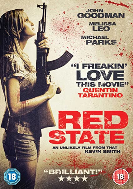 Red State [DVD]: Amazon.co.uk: Michael Parks, Melissa Leo, John ...